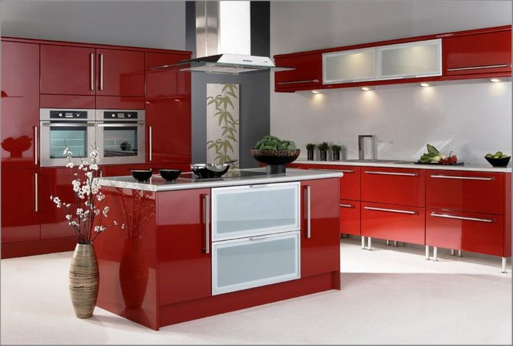 201 best maroon images on pinterest living room ideas for Maroon kitchen designs