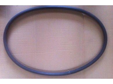 Joint de glace ovale pour capote 2cv longue toile coton copie de l'origine