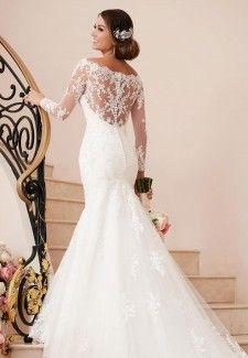 6353 wedding dress by Stella York