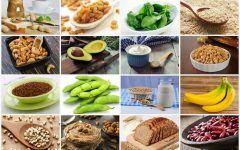 Os 10 Alimentos Ricos em Magnésio