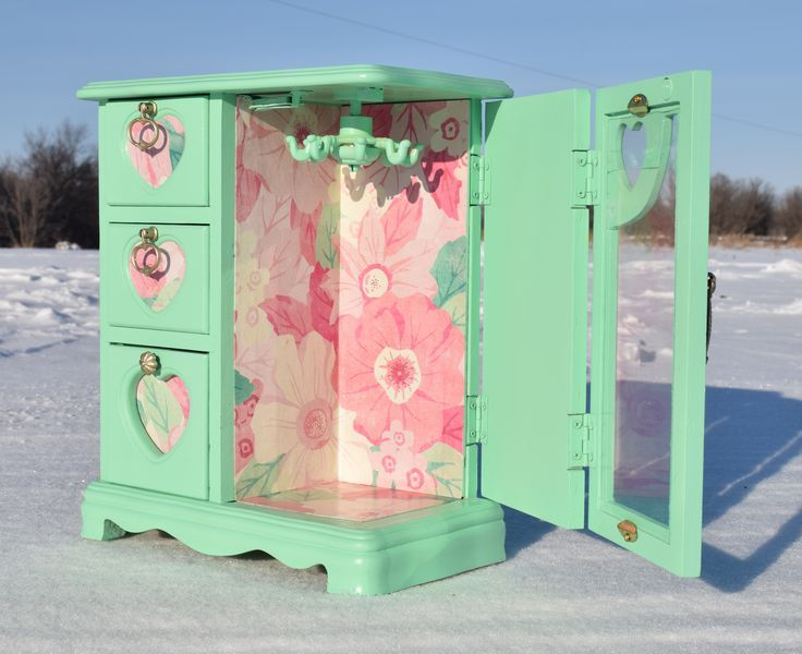 Image result for kids jewellery box designs