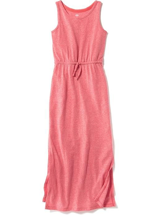 Tank Maxi Dress for Girls Product Image