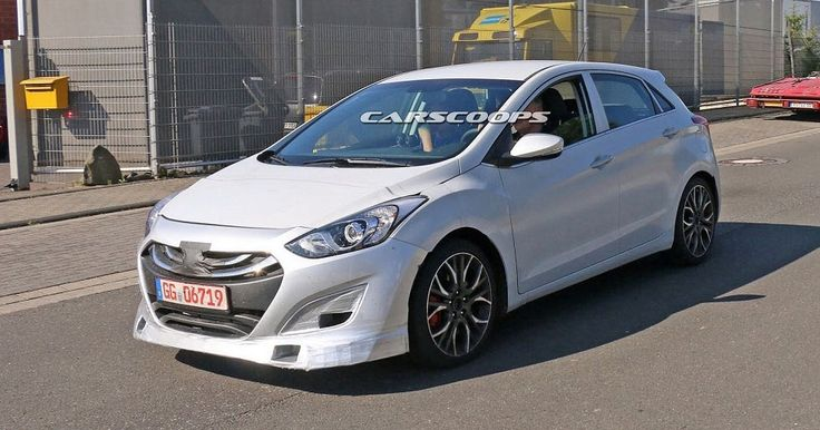 Hyundai Open To A Variety of N Performance Models, Including Crossovers #Hyuindai_i30 #Hyundai