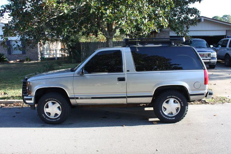 1999 tahoe two door  Family Cars  Pinterest  1999 Doors and