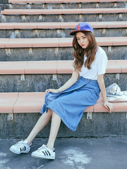スポーティカジュアル ♡10代のファッション スタイルの参考コーデまとめ♡