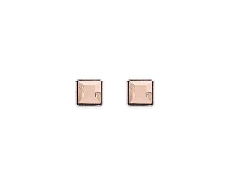 Stud Earrings Swarovski 0018 – coeur de lion jewellery