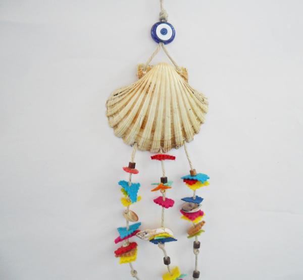 Ücretsiz Kargo - Deniz kabuğundan dekoratif süs