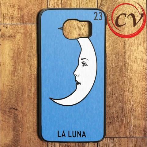 Loteria La Luna Samsung Galaxy S6 Edge Plus Case