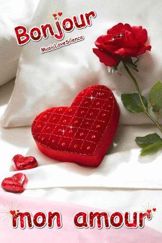 Bonjour mon amour – Musiclovesilence