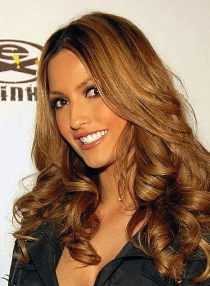Light Golden Brown Hair Color Garnier Pictures