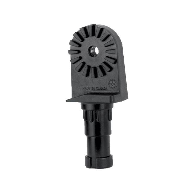 Scotty Rod Holder Replacement Post - Black - https://www.boatpartsforless.com/shop/scotty-rod-holder-replacement-post-black/