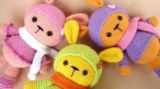Японские игрушки амигуруми