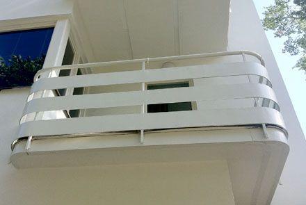 Balkong Rindögatan 19