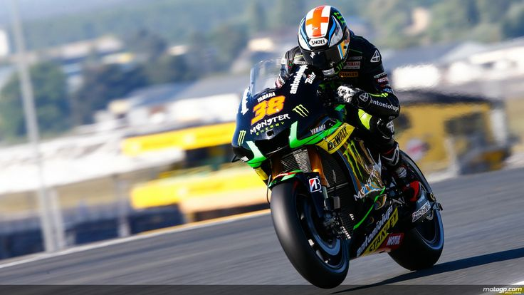 38 Bradley Smith, Monster Yamaha Tech 3 - MotoGP, Le Mans 2014
