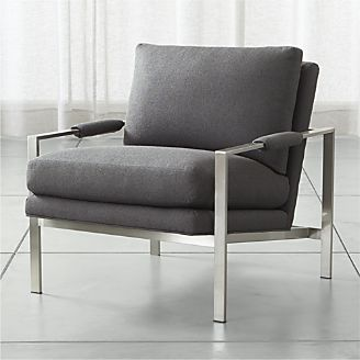 Milo Chair. 25 best Club Chairs images on Pinterest   Leather club chairs