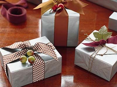 Christmas Gift Wrapping Ideas 2012