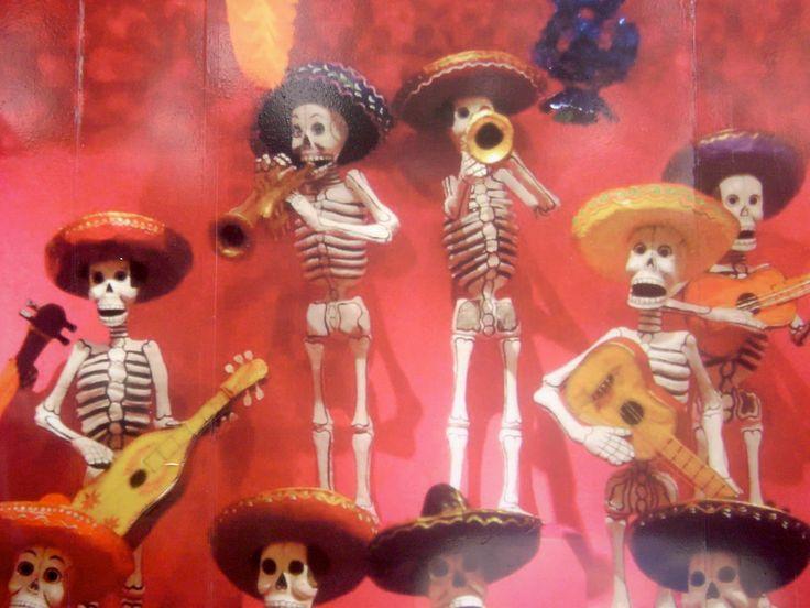 Una de las Grandes Fiestas de la Ciudad de México