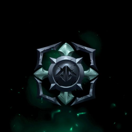 Fantasy Emblem Collection III on Behance #emblem #animation
