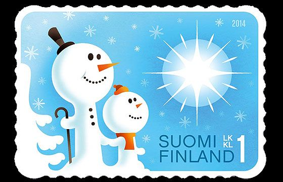 Snowmen Issued by Finland! #philately #stamps #finland http://wopa-stamps.com/index.php?controller=country&action=stampRelatedIssue&id=12711