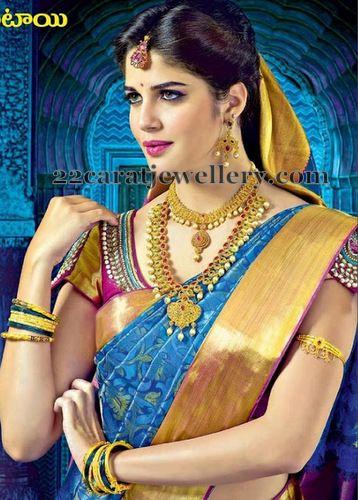 CMR Uncut Diamond Jewellery Ad | Jewellery Designs