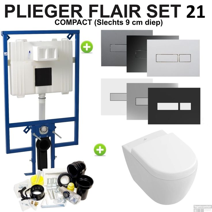 Plieger Flair Compact set21 Subway 2.0 Compact