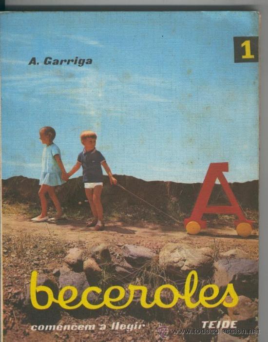 Aprenent a llegir en català.