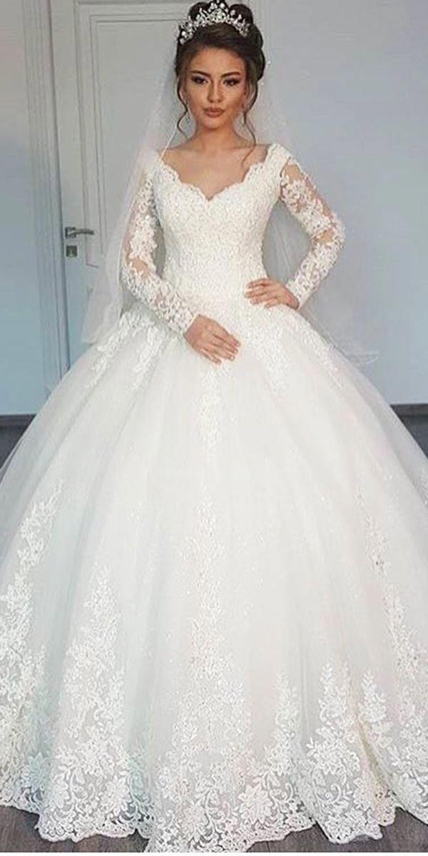 cf3ba2d4347  uniquelaceweddingdresses Gorgeous Wedding Dress