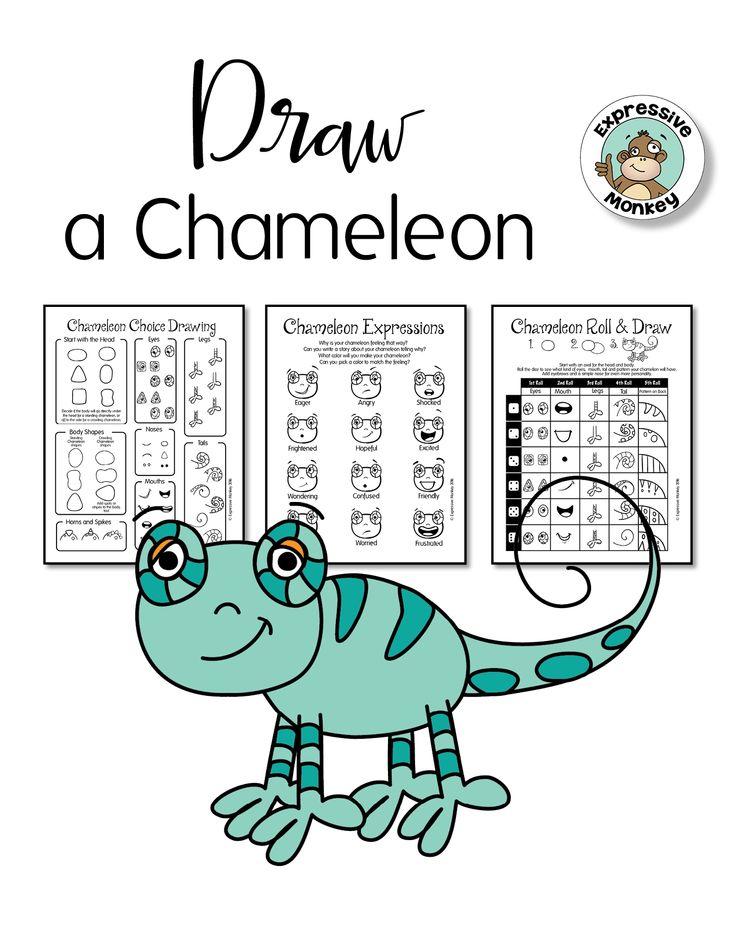 52 best Green images on Pinterest | Chameleon, Birthdays and Chameleons