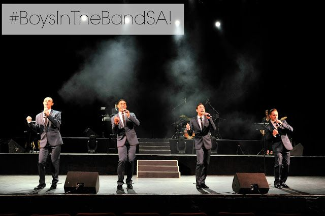 Boys In The Band at the Joburg Theatre