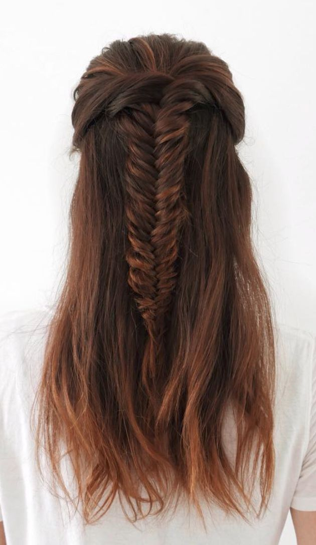 Fish braid