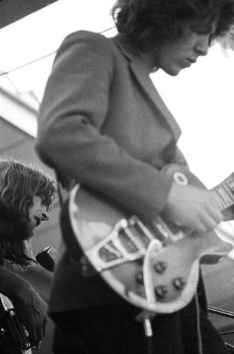 John Mayall and Mick Taylor, 1967