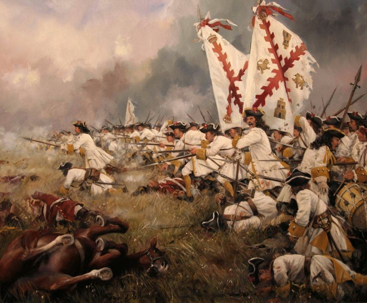 167 best images about War of the Spanish Succession on Pinterest ...