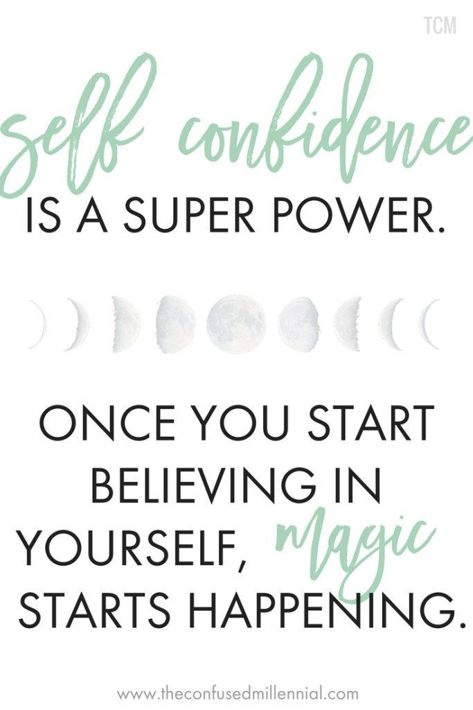 3 Ways To Build Confidence & Have Better Relationships | Self ...