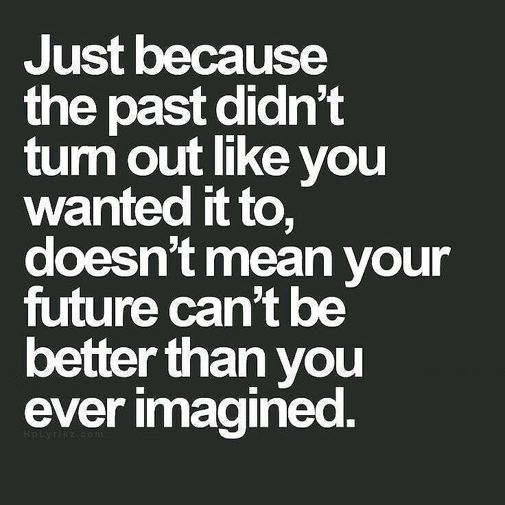 Past and future quote