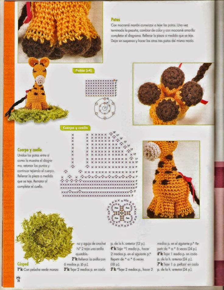 23 best Proyectos que intentar images on Pinterest | Toys, Amigurumi ...