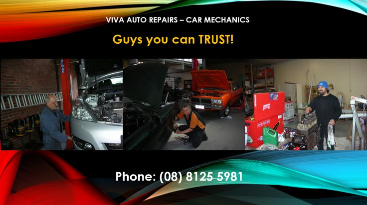 Car-mechanics - Staff -Viva Auto Repair