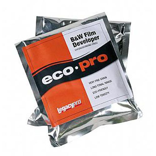 $7.95 - Eco Pro LegacyPro Ascorbic Acid Powder Black/ White Film Developer (Makes 5 L)