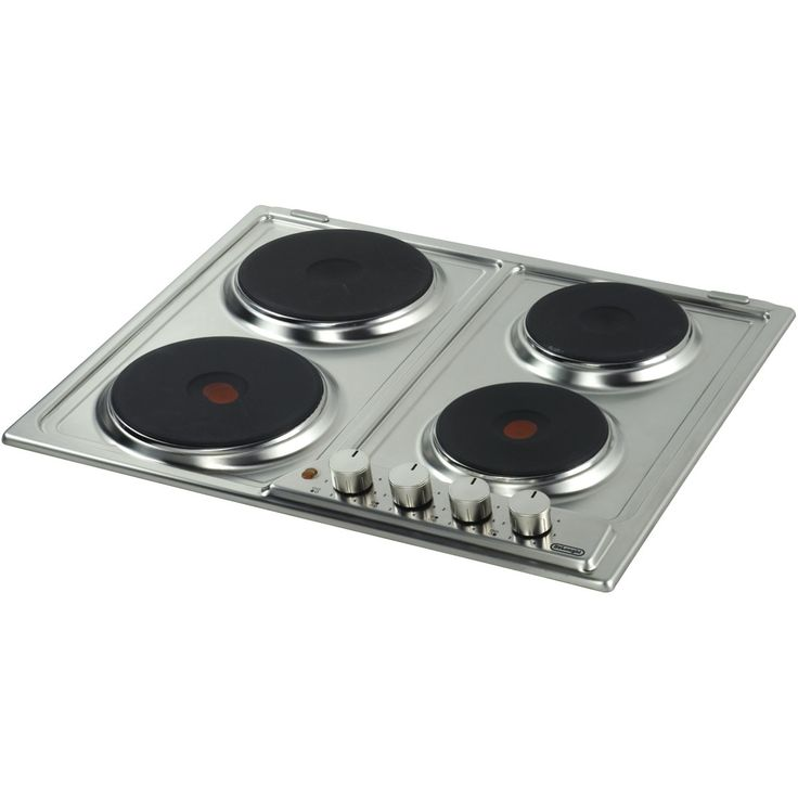 DeLonghi DEH60S 60cm Electric Cooktop at The Good Guys