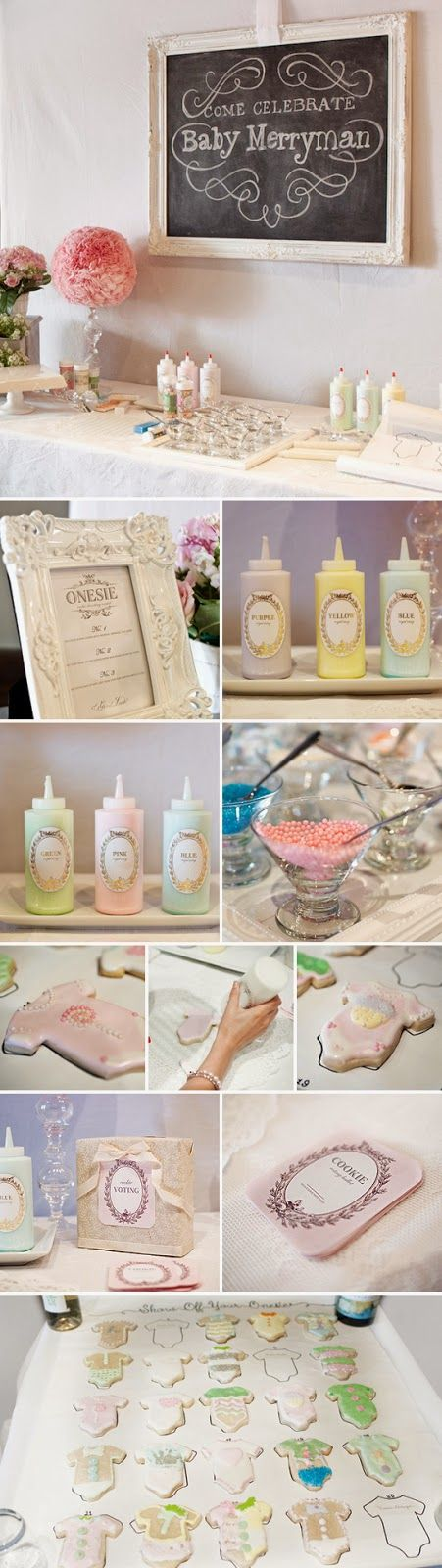 Bella Fiore Decoração de Eventos Chá de Bebê para Meninas
