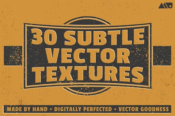 30 Subtle Vector Textures by Matt Borchert on @creativemarket
