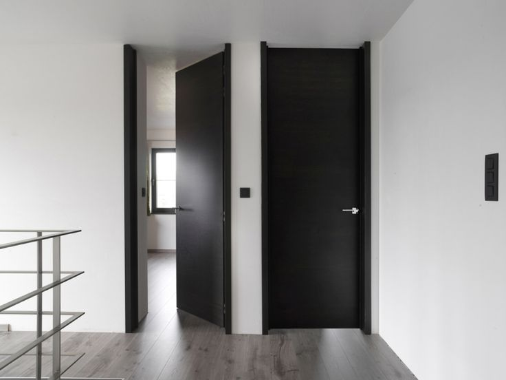 Nordex binnendeur draaideur moderne deur GFV 0 hout