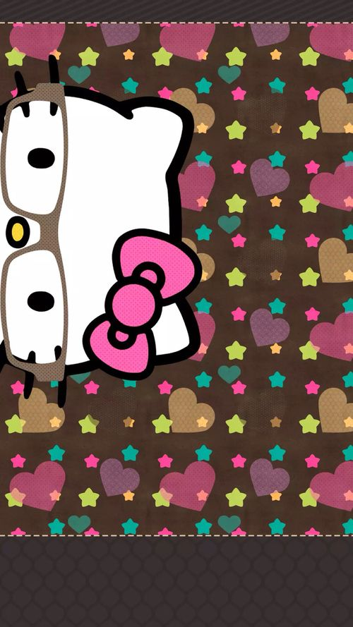 hello kitty wallpaper  Hello Kitty ️#1  Pinterest  Hello kitty wallpaper, Kitty wallpaper and ...