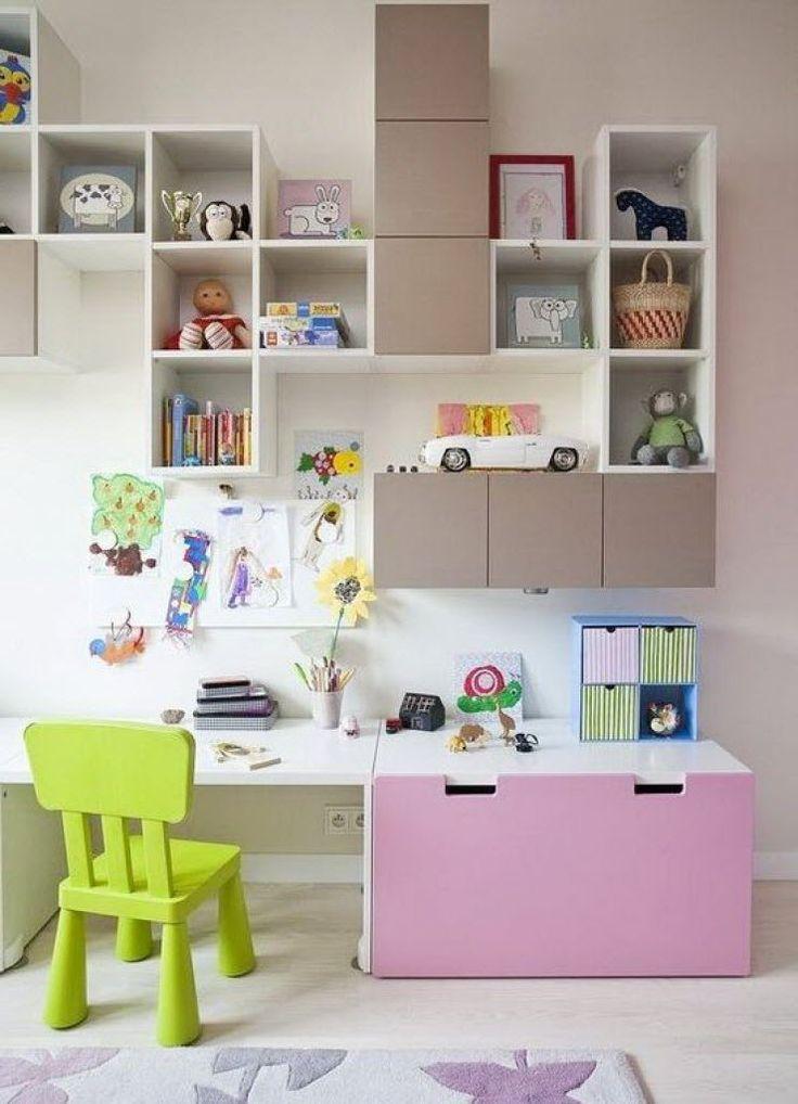 meuble rangement enfant ikea stuva - Chambre Garcon Ikea