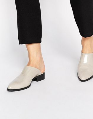 ASOS MALI Leather Pointed Mules   PRODUCT CODE603680