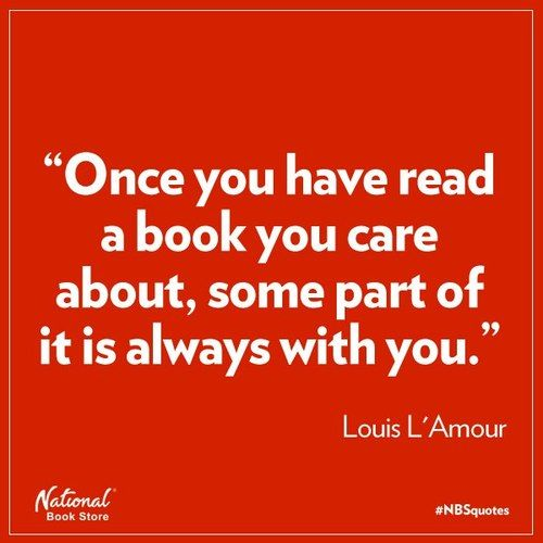 Books....always a part of you...