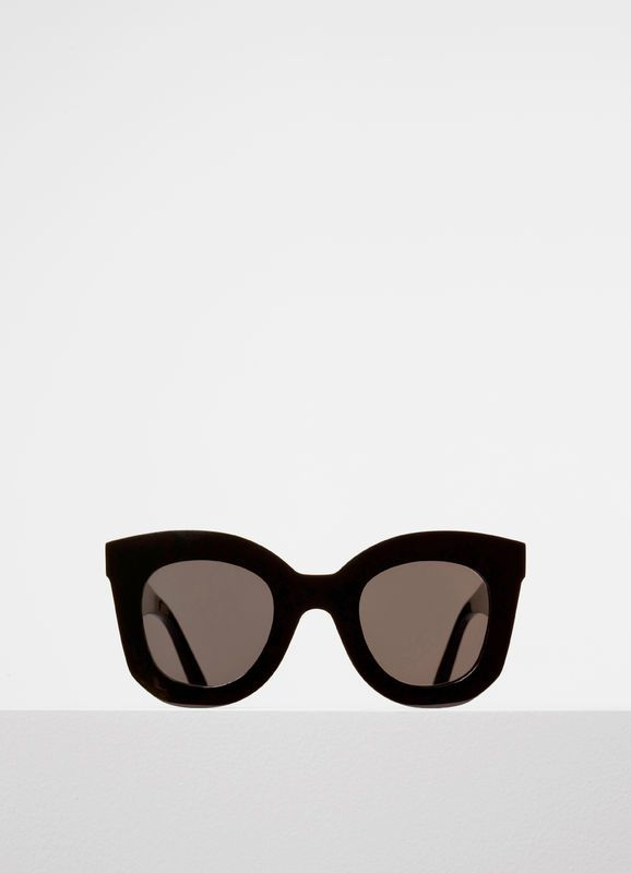 db1a1898cf444 Butterfly Sunglasses in Acetate