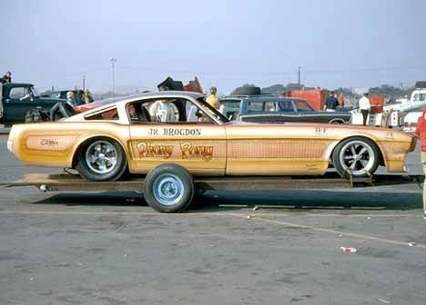 Mustang Funny Car a. & 99 best Racecars images on Pinterest   Drag racing Drag cars and ... markmcfarlin.com
