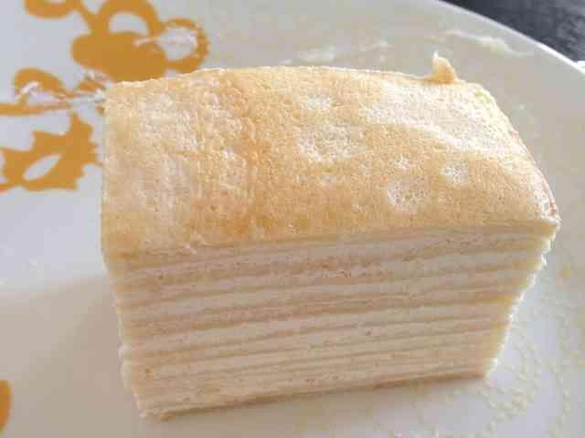 クレープ 作り方 ホット ケーキ ミックス