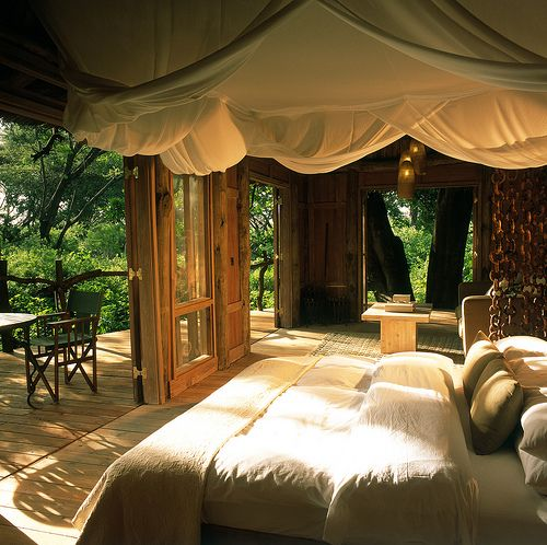 Lake Manyara Tree Lodge. Quote & Book: http://www.south-african-hotels.com/
