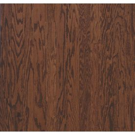 Bruce Annadale Turlington American Exotics  In W Prefinished Oak Engineered Hardwood Flooring Cherry